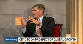 Citigroup's Corbat Credits Fewer Clients as Contributor to Turnaround -  Video - BNN