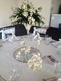 Mirror Tiles For Table Decorations 100 best Wedding table centre pieces images on Pinterest Table 48