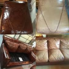 Staining a Leather Couch For the Home Pinterest