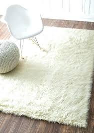 plush area rug big white rug large plush area rugs big white fluffy rug extra com