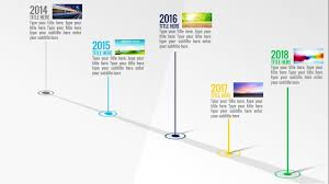 Timeline Powerpoint Slide Animated Powerpoint Timeline Slide Design Tutorial