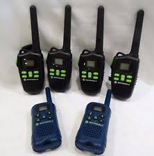motorola k7gmcbbj. (4) motorola k7gmdbjj set walkie talkies + (2) raqmgaft k7gmcbbj 7