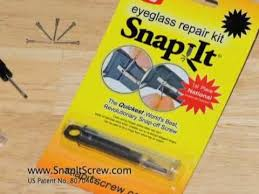 fix broken glasses the easy way with