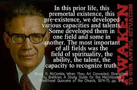 Truth Quotes Cool Bruce R McConkie Quotes Pinterest Churches Spiritual And