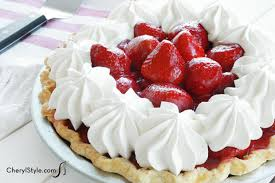 strawberry pie slice. Delighful Pie Fresh Strawberry Pie To Slice A