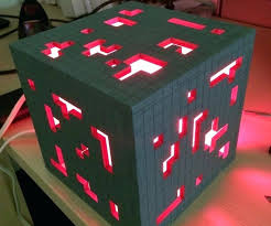 minecraft how to make a redstone lamp minecraft redstone lamp minecraft redstone lamp screen tutorial