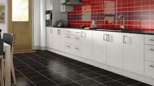 Full Size of Other Kitchen:fresh Red And Black Kitchen Tiles Cozy Red Gloss  Kitchen ...