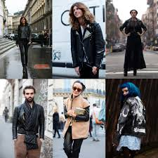 motorcycle leather jackets the sartorialist