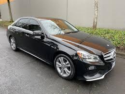 27 city / 38 hwy. 2016 Mercedes Benz E Class E 250 Bluetec Luxury Sedan One Owner E250 E350 Jd Auto Pdx Llc Dealership In Portland