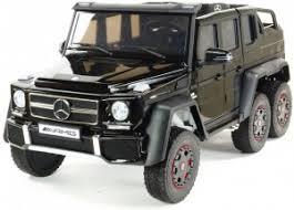 Детский <b>двухместный электромобиль Aibeila Mercedes</b> Benz G63 ...