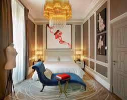 Design Of Suite Timeless Elegance Of The Couture Suite The St Regis Rome