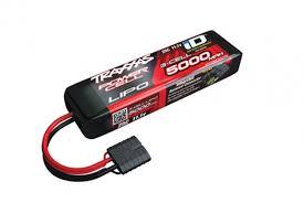 <b>Аккумулятор TRAXXAS Battery 11.1</b>V <b>5000mAh</b> 25C LiPo TRX iD ...