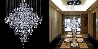 oofay crystal raindrop chandelier