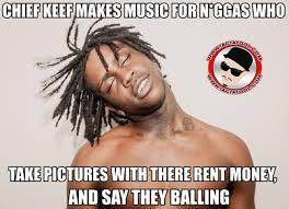 Chief Keef | Know Your Meme via Relatably.com