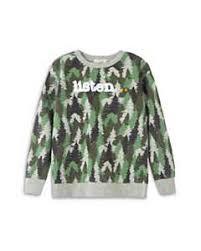 Peek Kids Boys' Ivan Wolf Print Sweatshirt - Little Kid, Big Kid |  Bloomingdale's