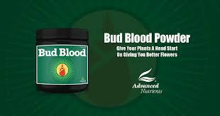 Bud Blood Powder Blooming Initiator Advanced Nutrients