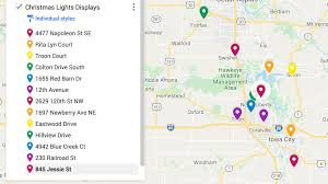 Coralville Holiday Lights Best Places To See Christmas Lights Displays In The Iowa