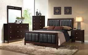 upholstered king bedroom sets. Carlton Cappuccino Upholstered King Four-Piece Bedroom Set Upholstered King Bedroom Sets R