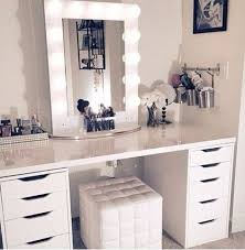 there are 36 tips to this home accessory lelaan home furniture home decor desk make up vanity makeup table mirror bright lights make up any colour