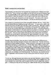 sample compare and contrast essay docoments ojazlink compare and contrast essay examples for high school