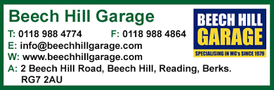 Image result for BEECH HILL GARAGE LOGO
