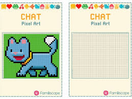 Remember to turn off the grid to view your artwork without the guides! Animaux Mignons Et Faciles En Pixel Art