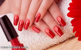 40 červené Zdobené Nehty Které Jsou Sexy A Elegantní Csuma