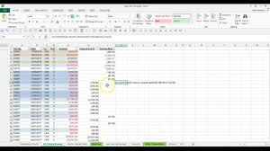 Bank Reconciliation Excel Format Quickly Reconcile Large Number Of Checks Using Vlookup In Excel Bank Reconciliation