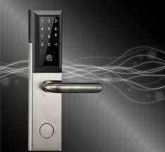 digital office door handle locks. The Lock Is Suitable For Offices, Office Buildings, Senior Residential Apartments, Villa Interior Doors Digital Door Handle Locks