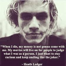Joker Quotes Best The Joker Quotes On Twitter HttptcoyBdRO48RCMD