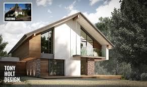 Design concept remodel chalet bungalow kent tony holt