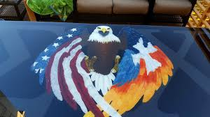 Snappa Table Designs Sigma Chi Snappa Table 4 X 8 Hand Made And Hand Painted