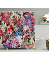 colorful shower curtains. Colorful Shower Curtain Peacock Feather Animal Print For Bathroom Curtains 6