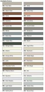Daltile Grout Chart Dal Tile Grout Colors Revolutionhr