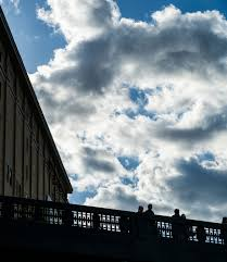 photo essay under the high line the high line blog seen from below the high line almost always seems to have a backdrop of clouds