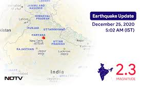 The philippines are within the pacific ring of fire. Earthquake Near Delhi With Magnitude 2 3 Earthquake In India