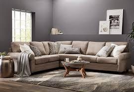 mink gray living room