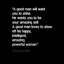 Good Men Qoute