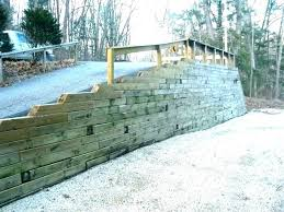 build a wooden retaining wall how to build a wood retaining wall retaining wall wood wood retaining wall ideas how to build a wood retaining wall wood
