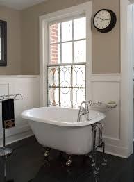 Stylish Bathrooms With Clawfoot Tubs  Unique Interior Styles - Clawfoot tub bathroom