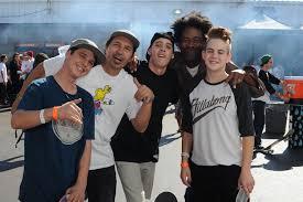Manchild, Craig, Jeffrey Marshall, Rodney Johnson | Skatepark of Tampa Photo