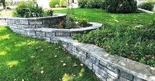 garden blocks. Lowes Garden Blocks Wall Concrete Retaining