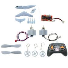 Details About Remote Control Airplane Plane Drone Quadcopter Diy Model Assembled Kits