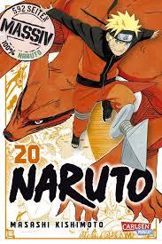 NARUTO Massiv 20: Die Originalserie als umfangreiche Sammelbandausgabe! 20:  Amazon.de: Kishimoto, Masashi, Tsuji, Miyuki: Bücher