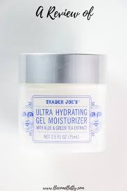 ultra hydrating gel moisturizer