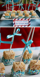 rice krispie treat pops