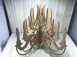 laser cut chandelier image 0 laser cut chandelier template laser cut chandelier pattern