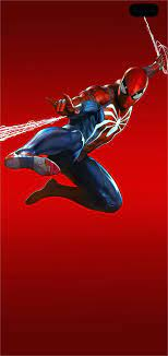 4k Galaxy S10 Plus Spiderman Wallpaper ...