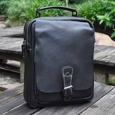 <b>Cow</b> Genuine Leather Messenger <b>Bags Men Travel</b> Business ...