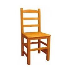 silla de madera CASTELLANA MADERA ref. 140